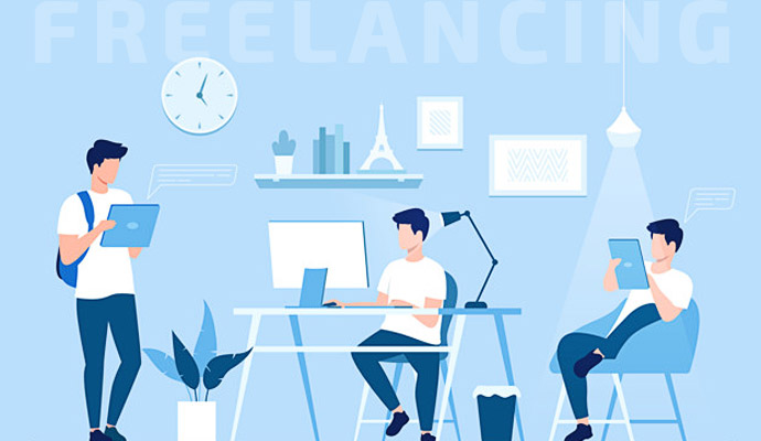 Adapt The New Normal: 5 Freelancing career ideas
