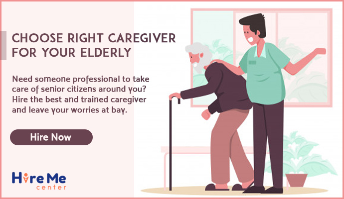 A guide to hiring the right senior caregiver for your elderly
