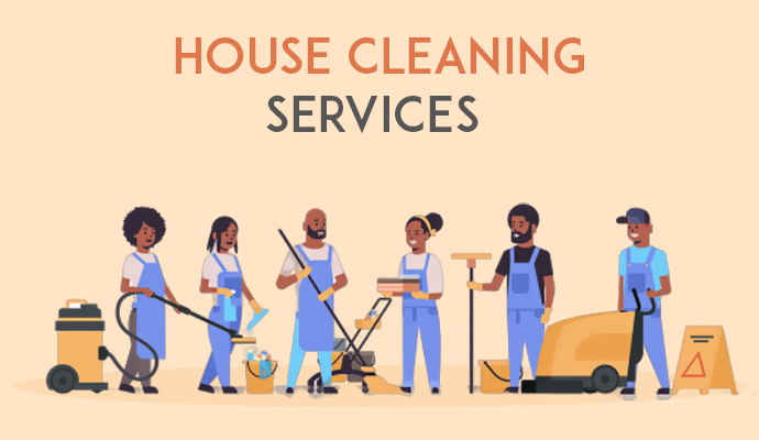 Six reasons to hire freelance house cleaning services
