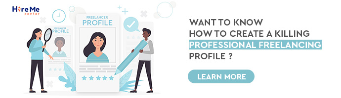 Want to know how to create a killing professional freelancing profile